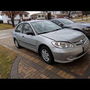 Car Honda Civic 2005